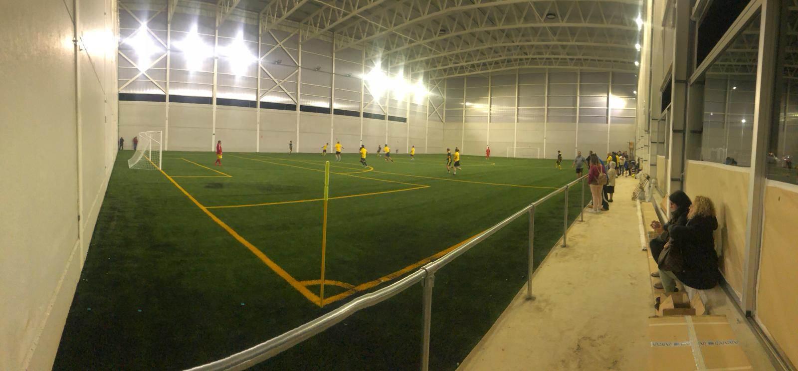 Campo Fútbol 7 cubierto